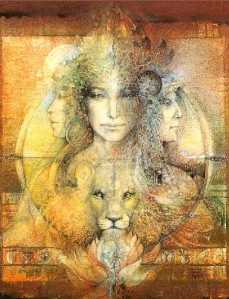 triple_goddess_w-Lion