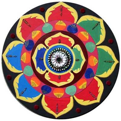 Mandalas Seven Intentions