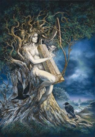 samhain copyright - Séverine PINEAUX