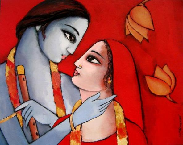 krishna-with-she-sekhar-roy