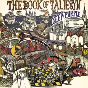 deep purple taliesin
